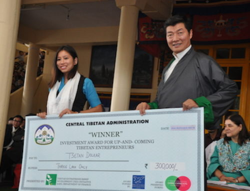 TED Awards Four Rising Tibetan Entrepreneurs with Investment Award