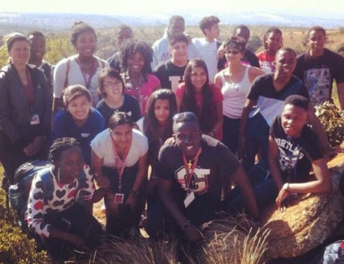 Entrepreneurship Club Students Attend Global Scholars Program in South Africa